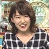 動ナビ|尾崎里紗アナ、前屈…