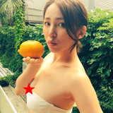 【ポロリ事故】吉川友、おっぱいポロリ…⇒修正ミスで晒したピンクの乳首…