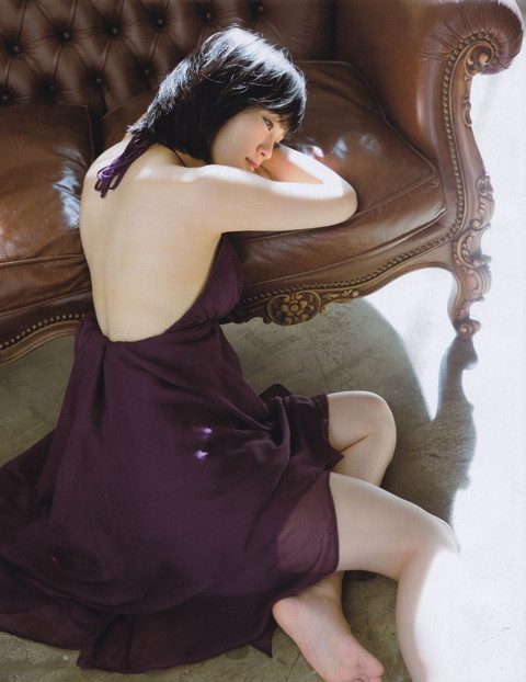 NMB48 山本彩 エロ画像004