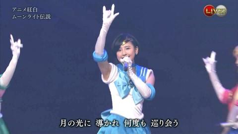 第66回紅白歌合戦 アニメ紅白 AKB48 セーラームーンコスプレ画像038