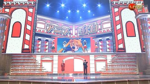 第66回紅白歌合戦 アニメ紅白 AKB48 セーラームーンコスプレ画像042