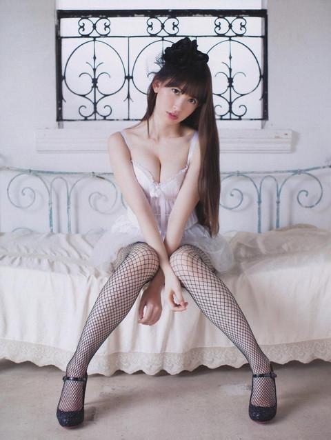 AKB 小嶋陽菜 セクシー画像010
