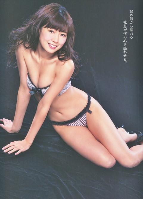 NMB48 渡辺美優紀 下着画像005