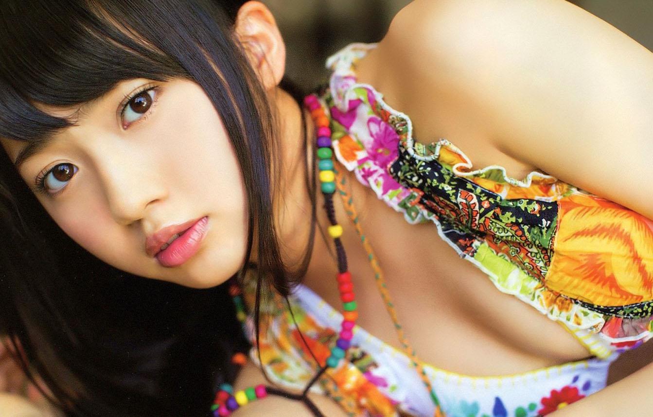 (写真)AKB48木崎ゆりあのドすけべミズ着姿がたまらんのだがwwww