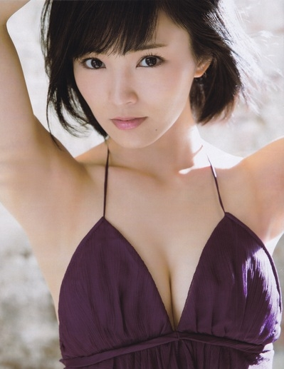 NMB48山本彩のセクシービキニ!最近大人の魅力が出てきたよな?
