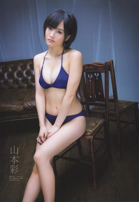 山本彩 おっぱい画像20