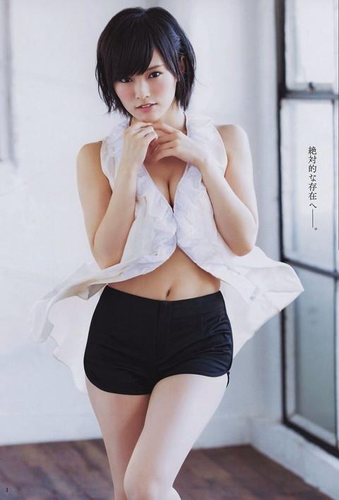 山本彩 グラビア画像02
