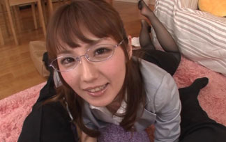 天海つばさ 社内レディー姿でイチャイチャセ●クス☆乳なんかおかしくね??(写真38枚)