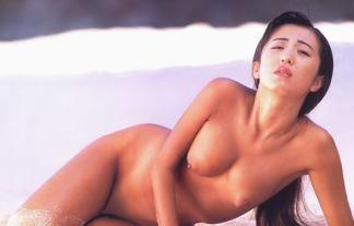 (フルぬーど)飯島愛、伝説のアダルトビデオ女優のフルぬーど写真集☆全盛期の裸は色あせない☆写真48枚