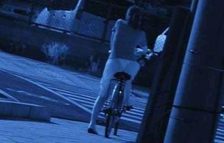 (秘密撮影)すごいぞ赤外線カメラ☆衣服からブラやパンツが透けちゃってる(えろ写真12枚)