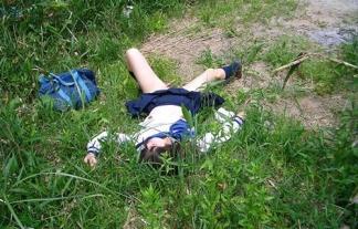 (事後)強姦されてゴミのように放置された悲惨な女たち(えろ写真13枚)
