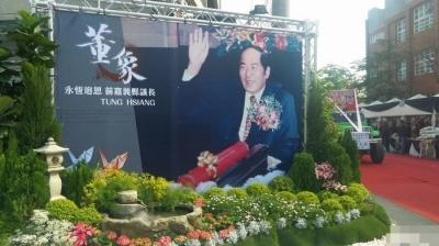 台湾 葬式 ポールダンス パレード 画像01