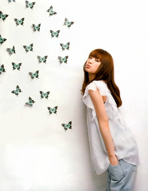 北川景子 画像006