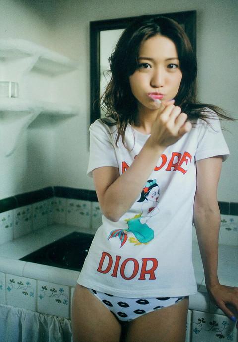 元AKB48 大島優子 画像001