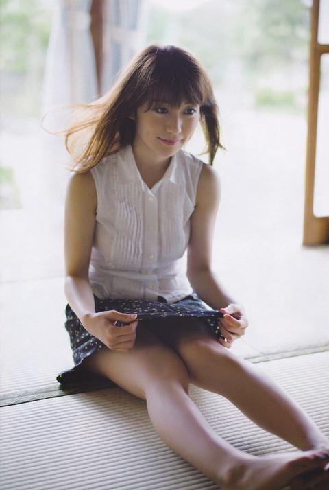 元AKB48 大島優子 画像002