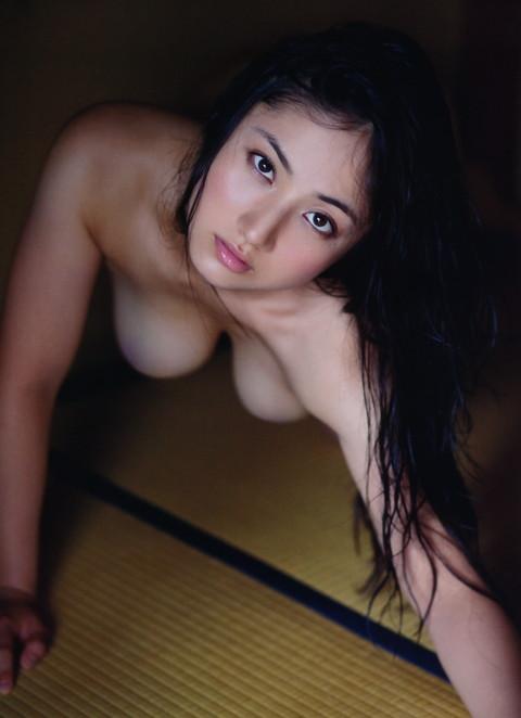 紗綾 全裸ヌード 画像012