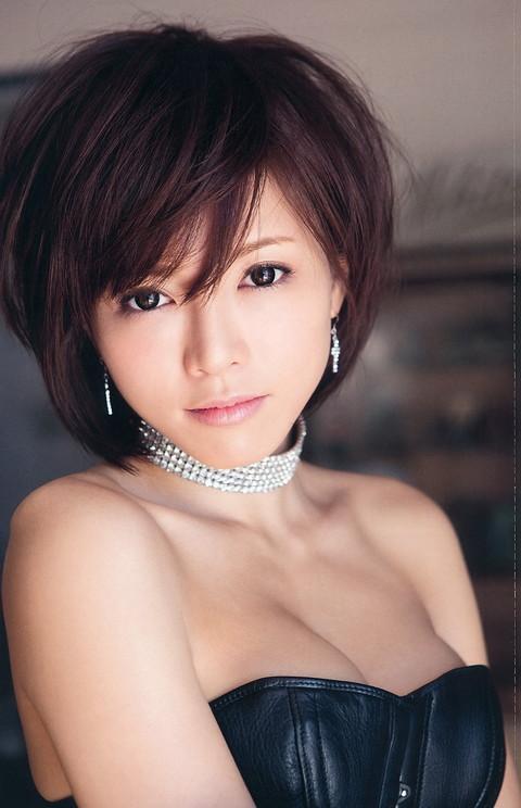 釈由美子 胸チラ おっぱい エロ画像013