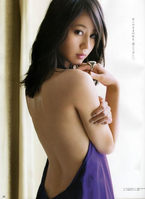 堀北真希 セクシー画像006