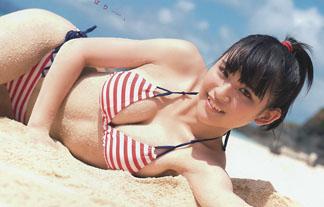 (写真)現役10代小娘なのにこの身体は反則だろ☆SUPER☆GiRLS浅川梨奈のぽちゃ体が素晴らしい☆