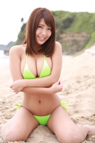 橋本梨菜 日焼け黒ボディ 画像07