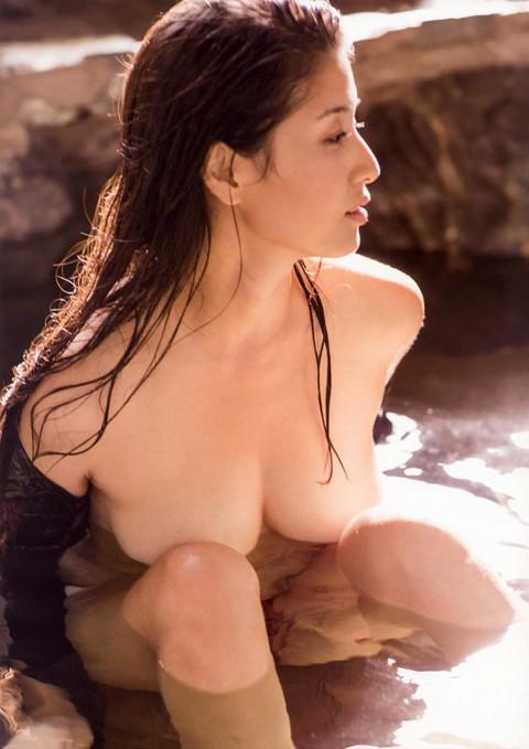 橋本マナミ ヌード 画像13