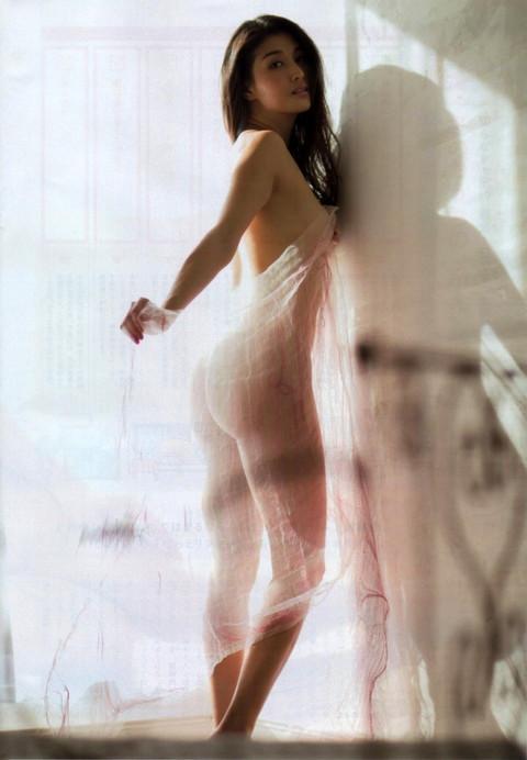橋本マナミ ヌード 画像17