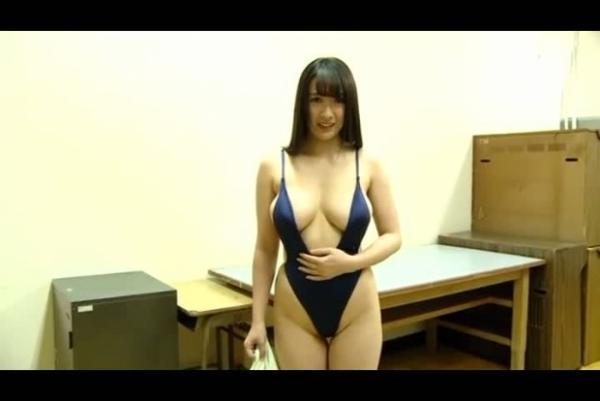 紺野栞 ヘンタイミズ着写真63枚☆ぽちゃな身体とヘンタイミズ着って相性良すぎだろwwwwwwww