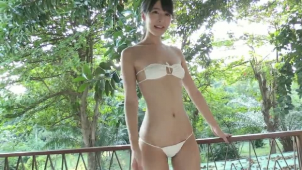 川崎あや 極小ミズ着44枚☆美しすぎるくびれ体ー☆これは細身好きにはたまらないわwwwwww