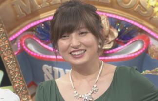 熊田曜子(33)テレビ番組で妊娠9カ月のおなか公開wwwwwwお乳以上にぷっくりwwwwww