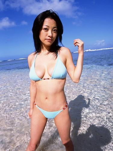 小向美奈子 グラビア画像008