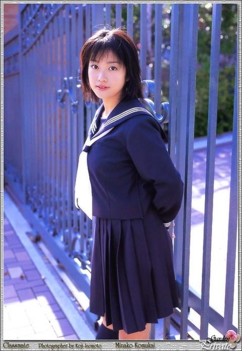 小向美奈子 グラビア画像012