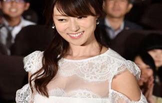 深田恭子(33)のシースルーお乳が凄いwwwwwwハミ乳過ぎてだろこれwwwwwwww(写真あり)