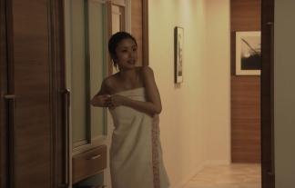 (GIFムービーあり)上戸彩が新ドラマで早速サービスシーンwwwwww出産前で当分えろはなくなりそうだからシコっとけよwwwwwwwwww(TVキャプ写真)