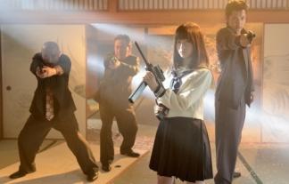 映画「制服と機関銃」特報キター☆橋本環奈ちゃんに俺の機関銃ぶち込みたいwwwwwwwwww(写真あり)