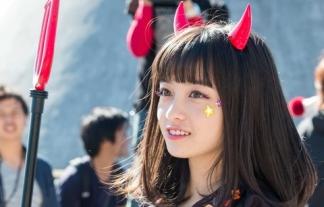 (写真たっぷり)ハロウィンパレードの橋本環奈ちゃんがこの世のものとは思えないカワイさwwwwwwwwww