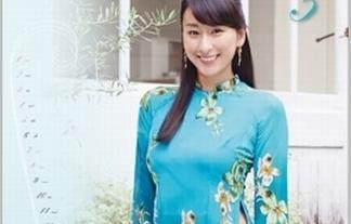 浅田舞の2016年カレンダーでアオザイ姿がめちゃめちゃ似合ってる☆(浅田舞写真18枚)