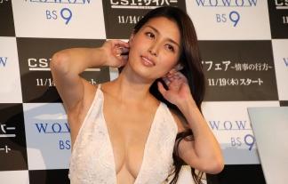 (ウワキ)橋本マナミ(31)が胸元ぱくーりさせながら男を「ネトる」方法について語るwwwwwwwwww(写真あり)