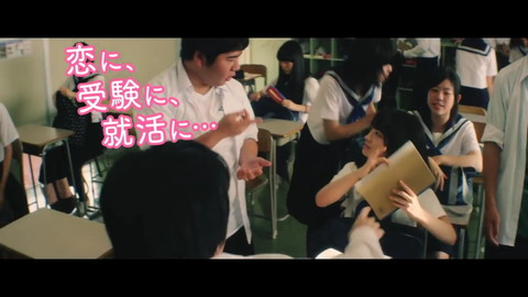 橋本環奈 セーラー服と機関銃 画像009