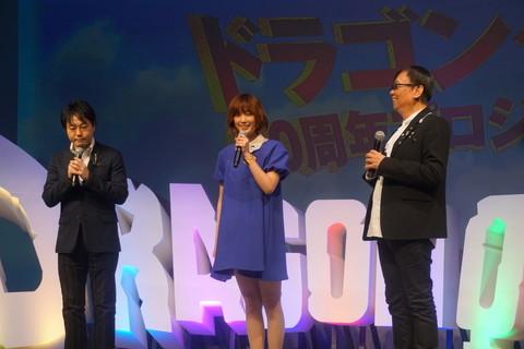 本田翼 ドラクエイベント 画像002