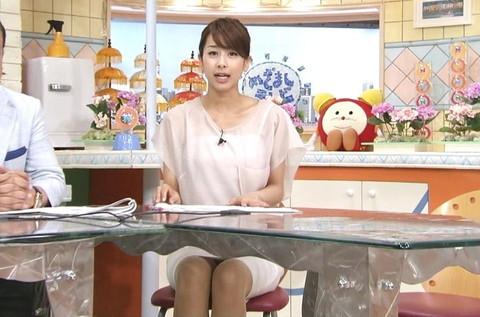 女子アナ 加藤綾子 画像014