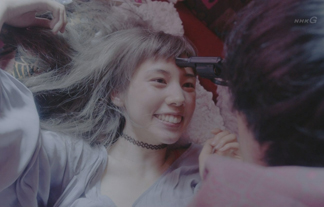 女優・仲里依紗がNHKでセッ○スシーンを演じてるwwwお尻も丸見えにwww(画像あり)