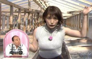 (衝撃)女優・岡本玲がNHKでお乳揺らしまくり…2ch「なんというだらしない乳袋…」(※写真あり)