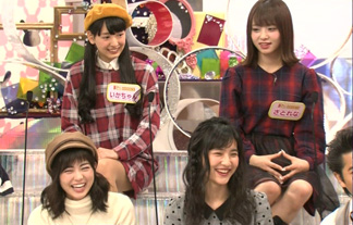 NHK教育テレビで10代小娘、女子JCパンツ丸見え祭りwwwwww「Rの法則」って番組ヤバすぎwwwwww(写真たっぷり)