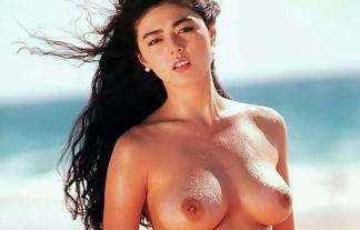 (アイドルぬーど写真)武田久美子(47)離婚でフルぬーどへ…あの美美巨乳が再び…(※伝説の貝殻ぬーど写真14枚)