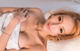 (閲覧注意)狩野英孝の恋人・加藤紗里のぬーどグラビア…2ch「宇宙人の裸…」「ヒイィ…」