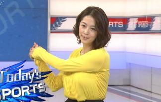 (放送事故)NHK杉浦友紀アナ(32)のチクビぽっちwwwwwwデカパイから浮き出ているwwwwww(※写真79枚)