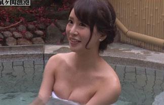 (胸チラ)元No.1きゃば嬢・神室舞衣、旅番組でお乳こぼれそう☆(写真30枚)