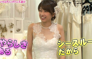加藤綾子が胸チラ&パンツ丸見え☆フジ退社前にありがとう…(写真43枚&GIFムービー)