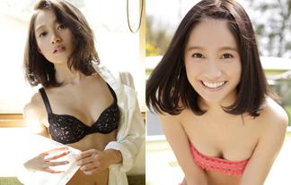 (小さい乳)武田あやなとかいうフィリピンハーフモデルが色っぽいなちっぱいグラビアを披露(写真21枚)