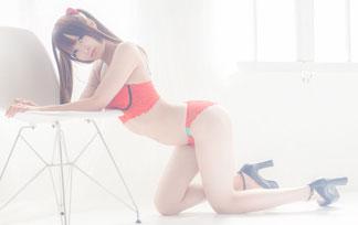 (コスプレ写真)エヴァのアスカが下着姿になってるぞ☆2号機カラーの下着がえろい☆(写真36枚)